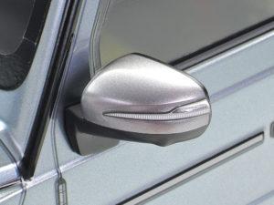 1/10RC メルセデス・ベンツ G 500 塗装済みブライトガンメタルボディ (CC-02シャーシ)