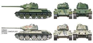 新作 タミヤ製品 情報|1/35 ソビエト T34/85 中戦車|発売日 発売予定 ミニ四駆 RC|フィギュアイランド